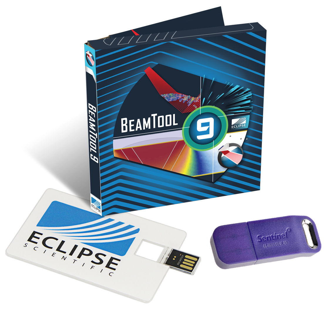 BeamTool 9 packaging